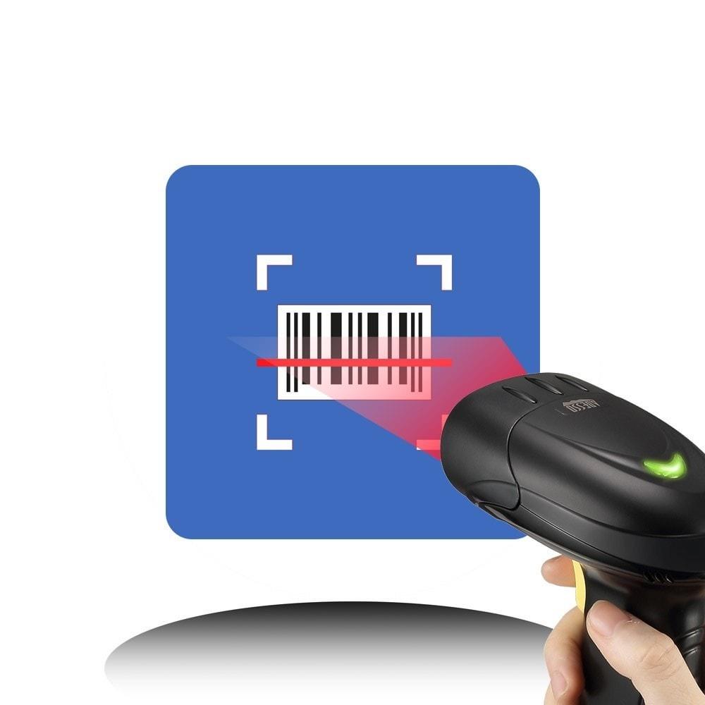 module - Versand & Logistik - Barcode Scanner - 1