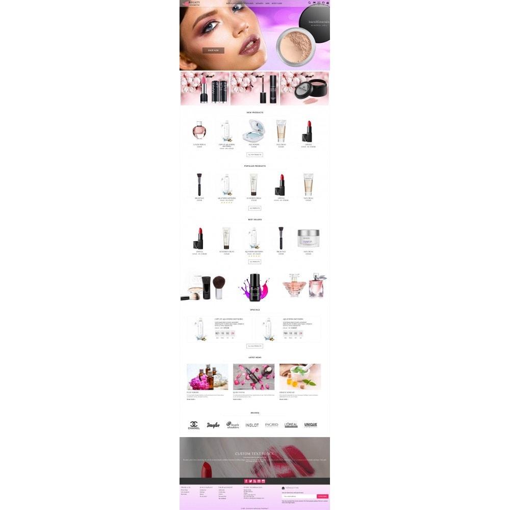 theme - Zdrowie & Uroda - Beauty Cosmetic - 2