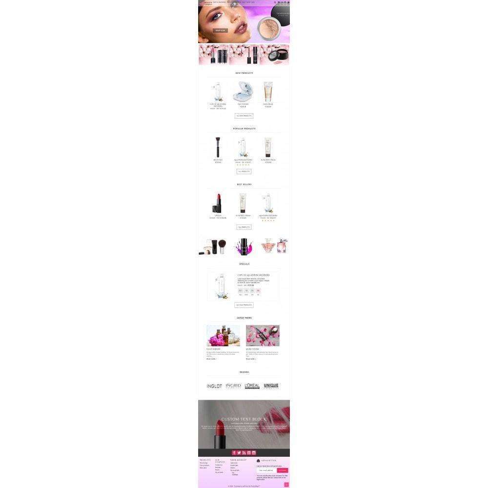 theme - Zdrowie & Uroda - Beauty Cosmetic - 4
