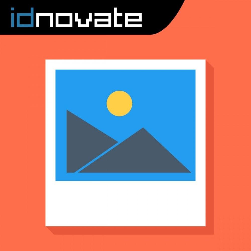 module - SEO (Posicionamiento en buscadores) - Etiqueta ALT de imagen automática - SEO en imagen - 1
