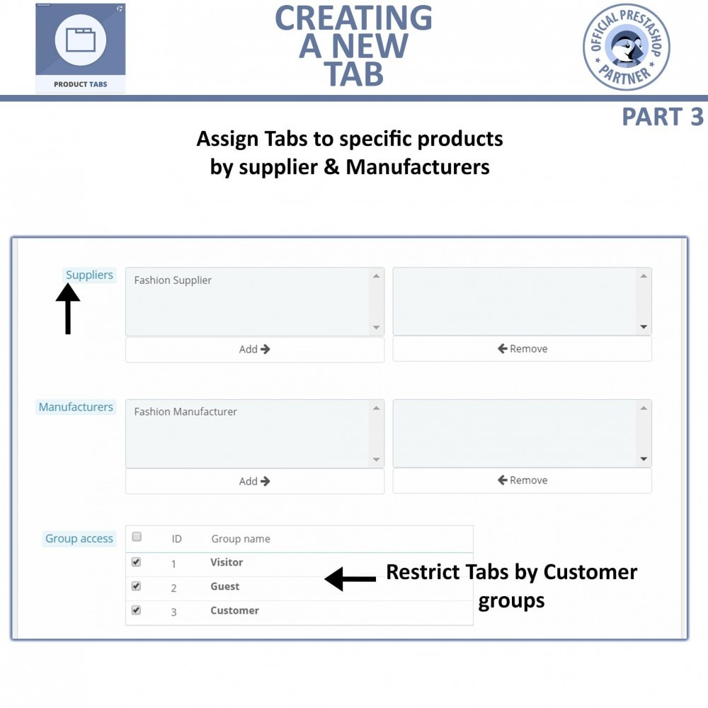 module - Additional Information & Product Tab - Product Tabs - Add Extra Tabs Custom - 10