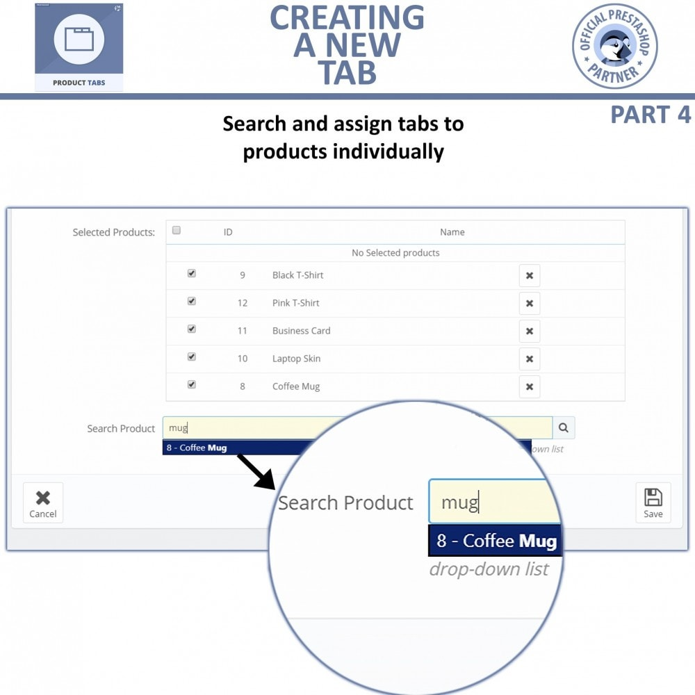 module - Additional Information & Product Tab - Product Tabs - Add Extra Tabs Custom - 11