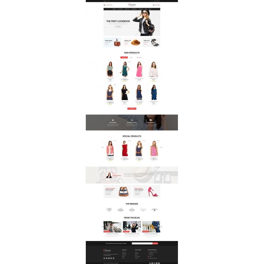 theme - Fashion & Shoes - The Fashion Store - 2