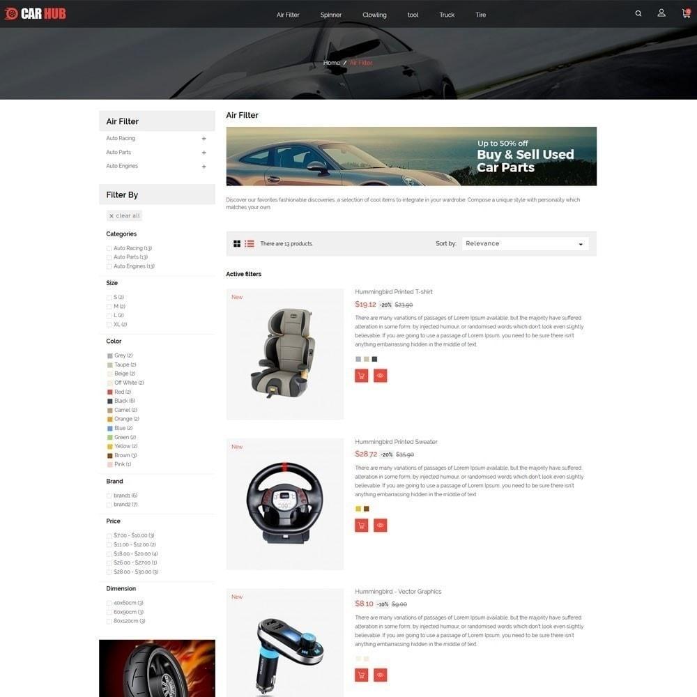 theme - Auto & Moto - Magasin de voitures - 5