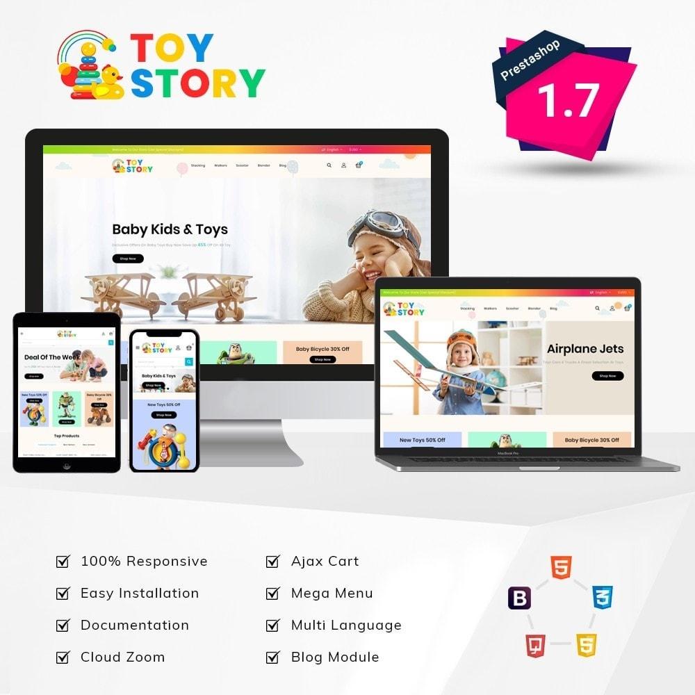 theme - Bambini & Giocattoli - Toys Kids Store - 1