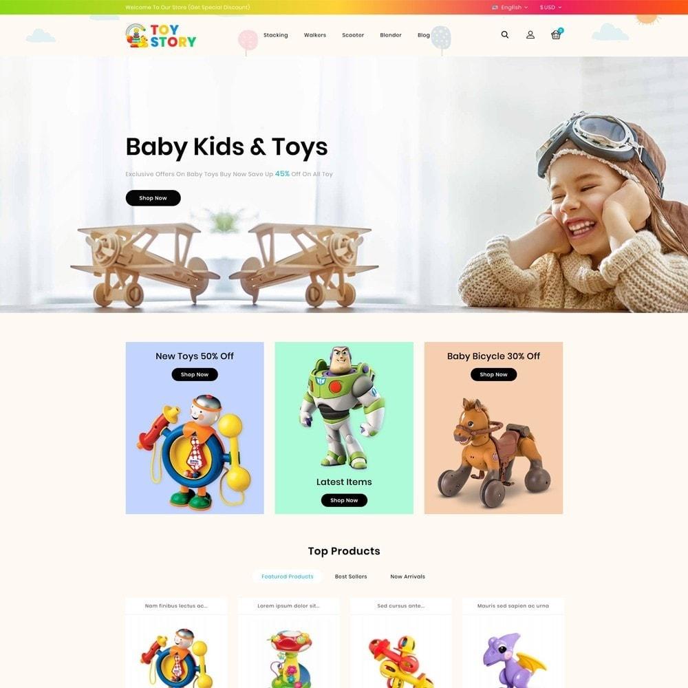 theme - Bambini & Giocattoli - Toys Kids Store - 2