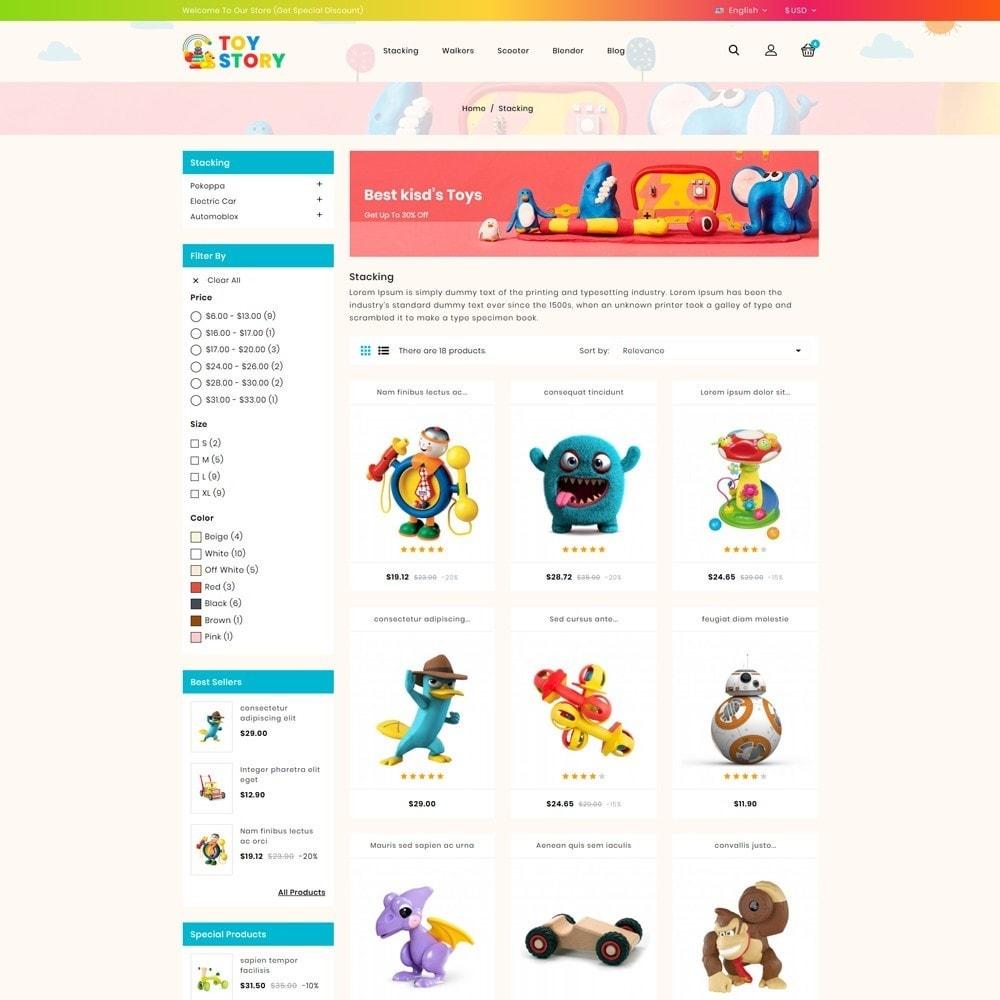 theme - Bambini & Giocattoli - Toys Kids Store - 3