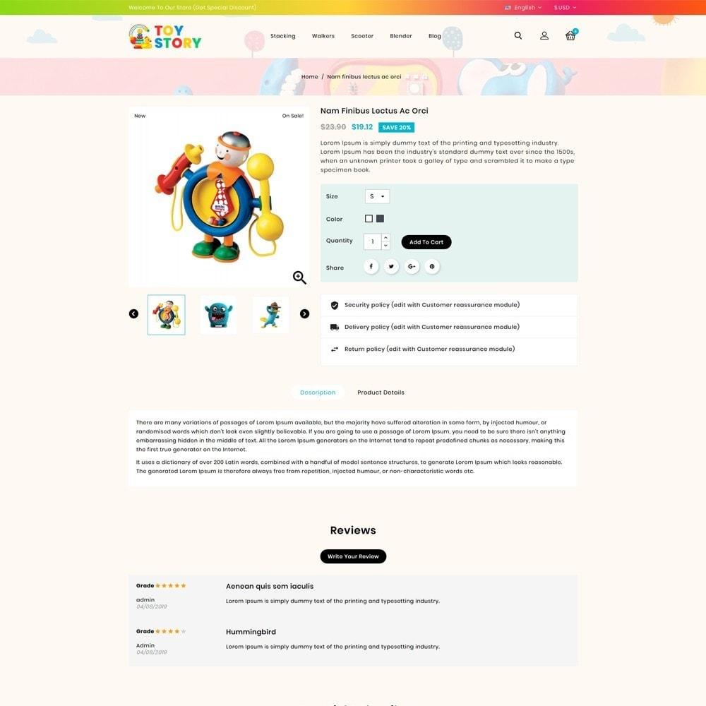 theme - Bambini & Giocattoli - Toys Kids Store - 4