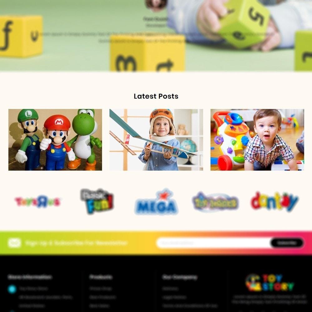 theme - Bambini & Giocattoli - Toys Kids Store - 5