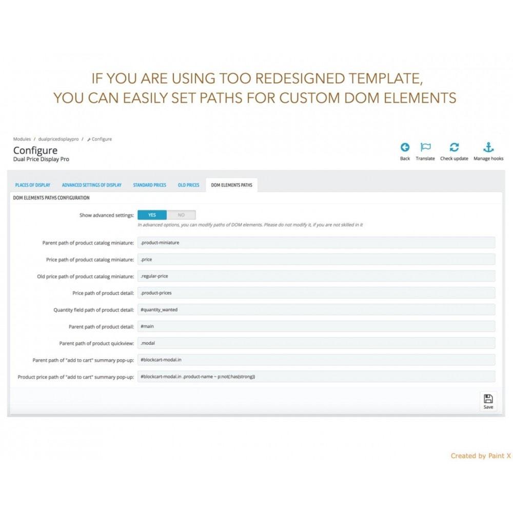 module - Preisverwaltung - Duale Darstellung von Preisen mit und ohne Steuer - 11