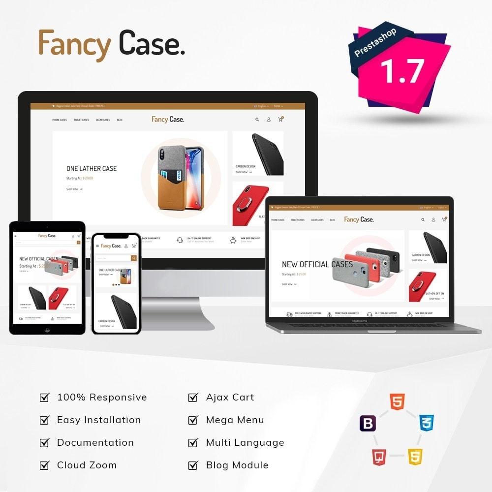 theme - Cadeaus, Bloemen & Gelegenheden - Fancy Phone Case Store - 1