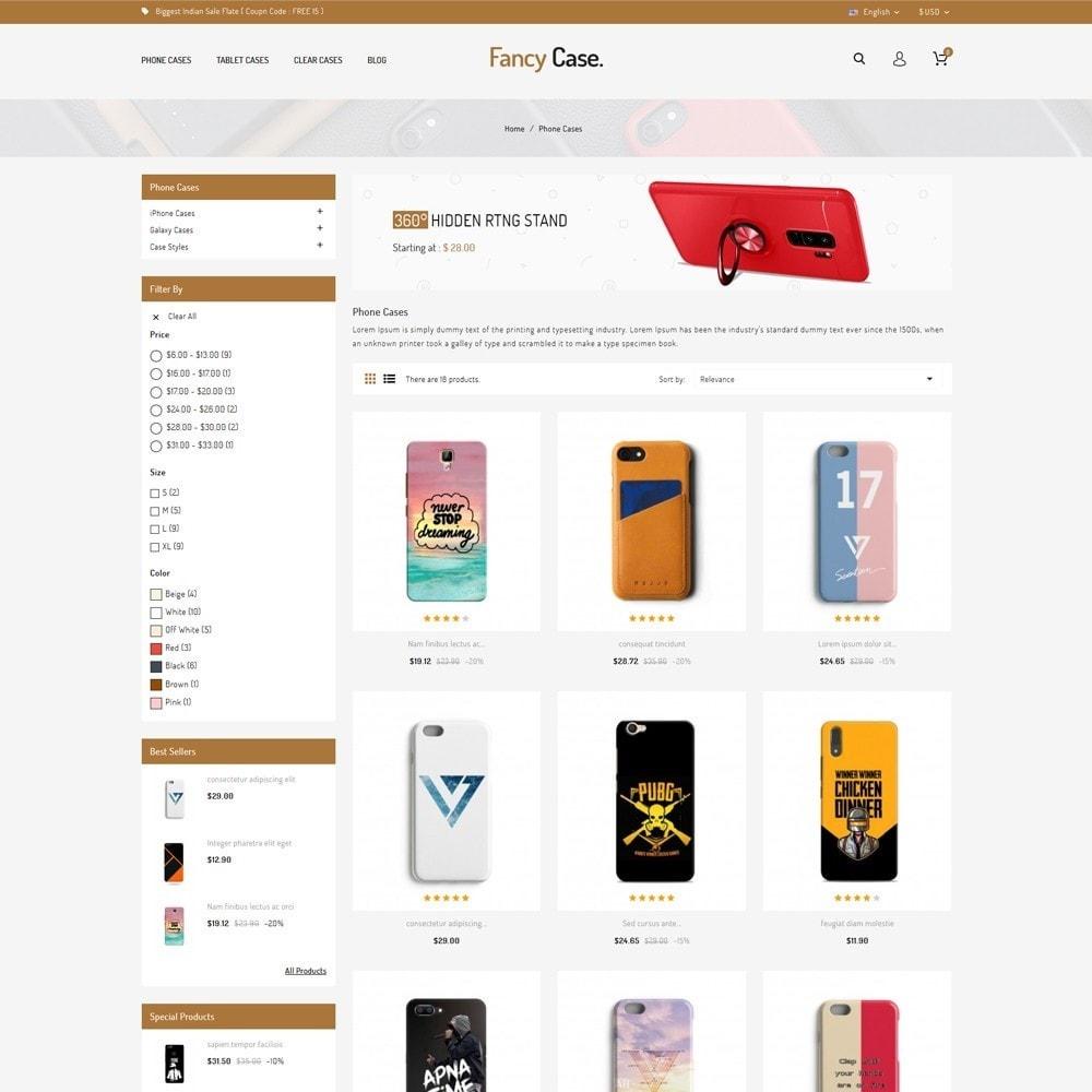 theme - Cadeaus, Bloemen & Gelegenheden - Fancy Phone Case Store - 3