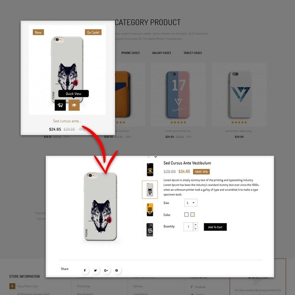 theme - Cadeaus, Bloemen & Gelegenheden - Fancy Phone Case Store - 6
