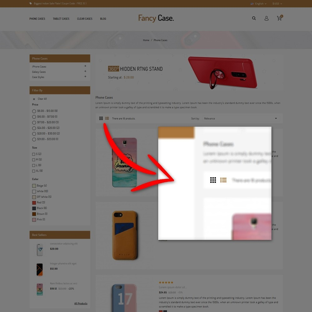 theme - Cadeaus, Bloemen & Gelegenheden - Fancy Phone Case Store - 7