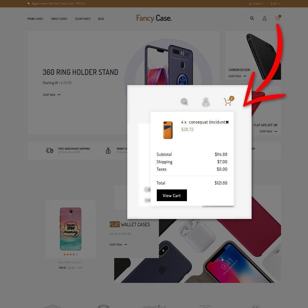 theme - Cadeaus, Bloemen & Gelegenheden - Fancy Phone Case Store - 8