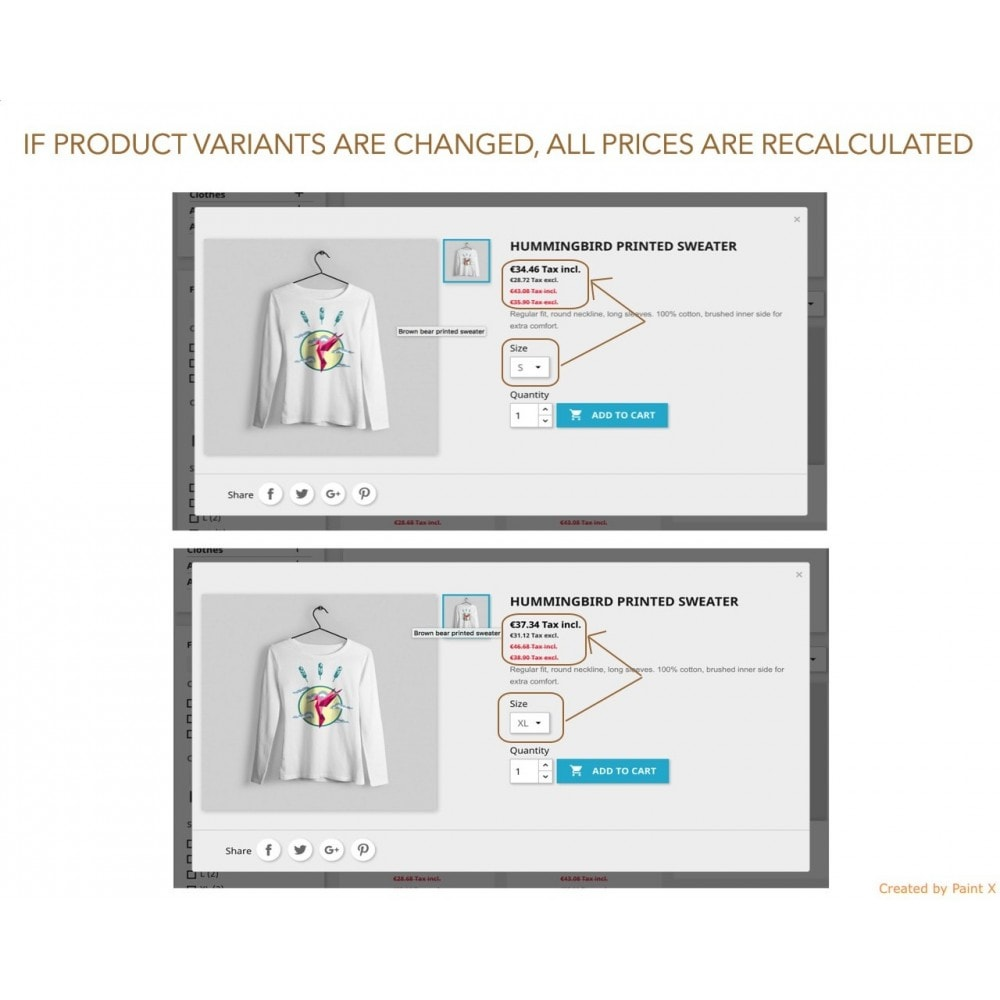 module - Gestione Prezzi - Visualizzazione avanzata duplice prezzo con e senza IVA - 4