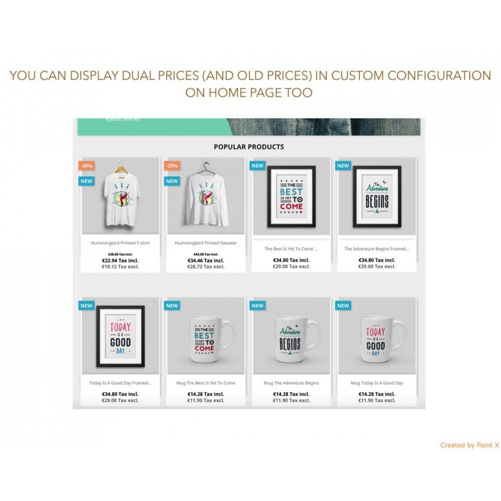 module - Gestione Prezzi - Visualizzazione avanzata duplice prezzo con e senza IVA - 5