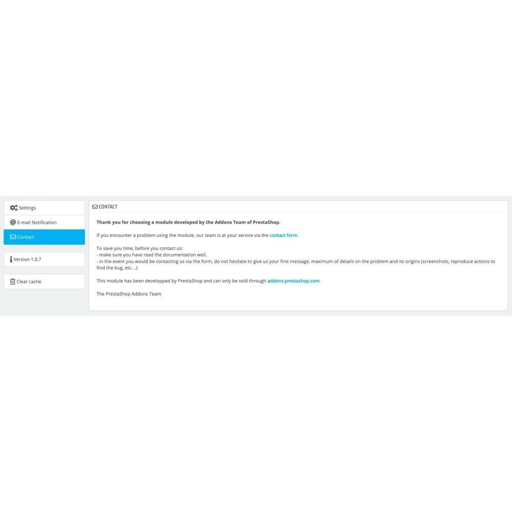 module - Marco Legal (Ley Europea) - RGPD Compliance - 9