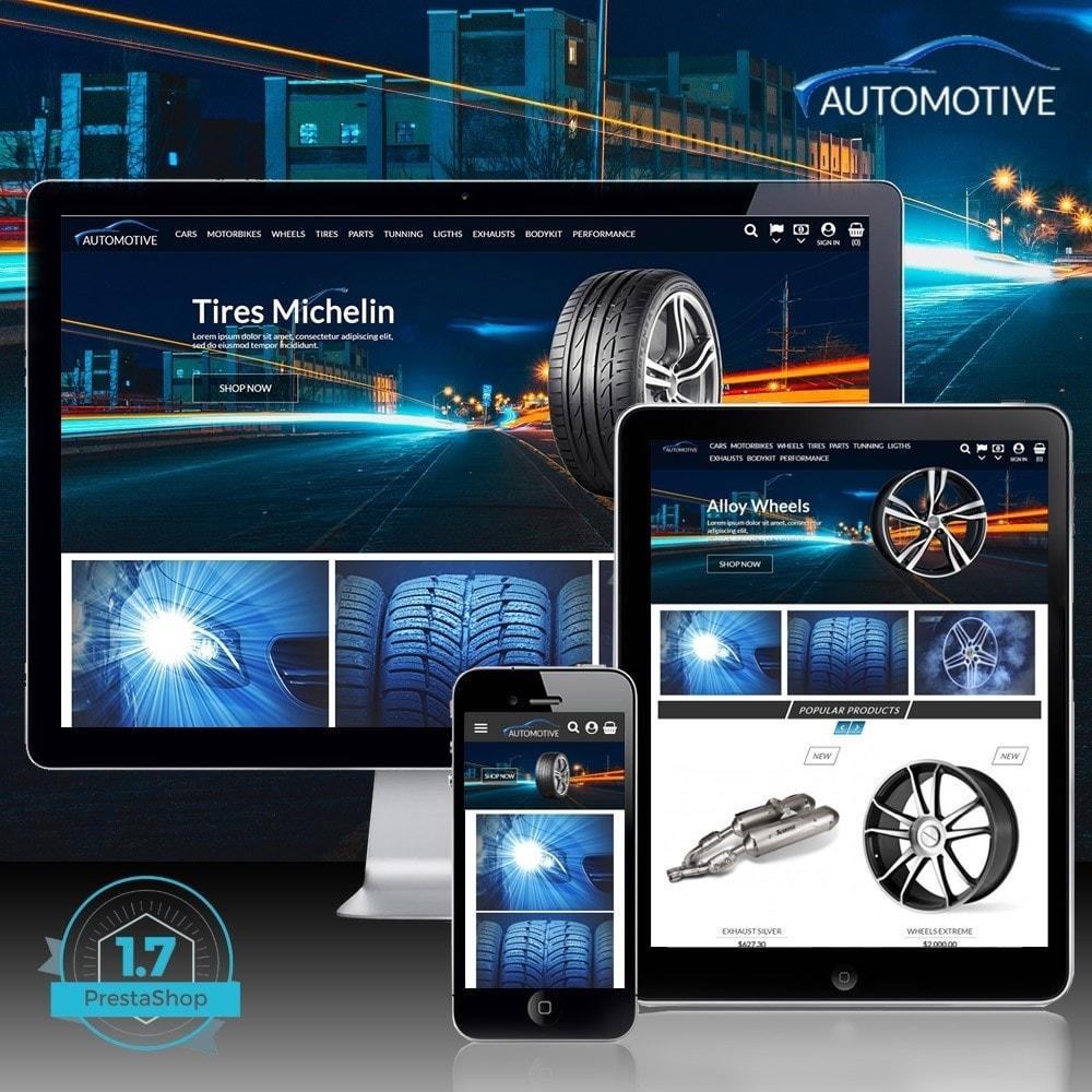 theme - Auto & Moto - Automotive Store - 2