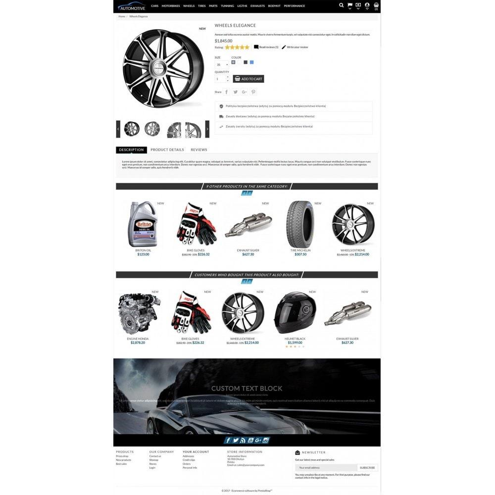 theme - Auto & Moto - Automotive Store - 4