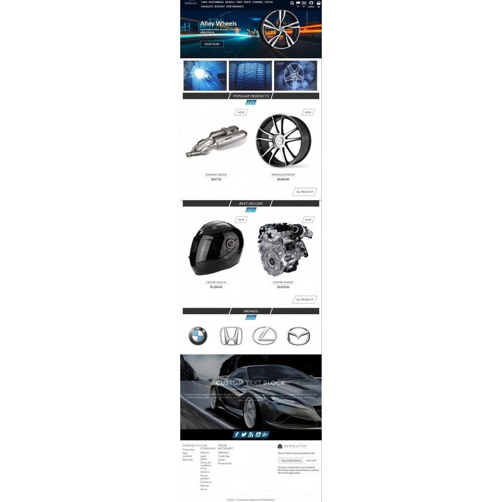 theme - Auto & Moto - Automotive Store - 5