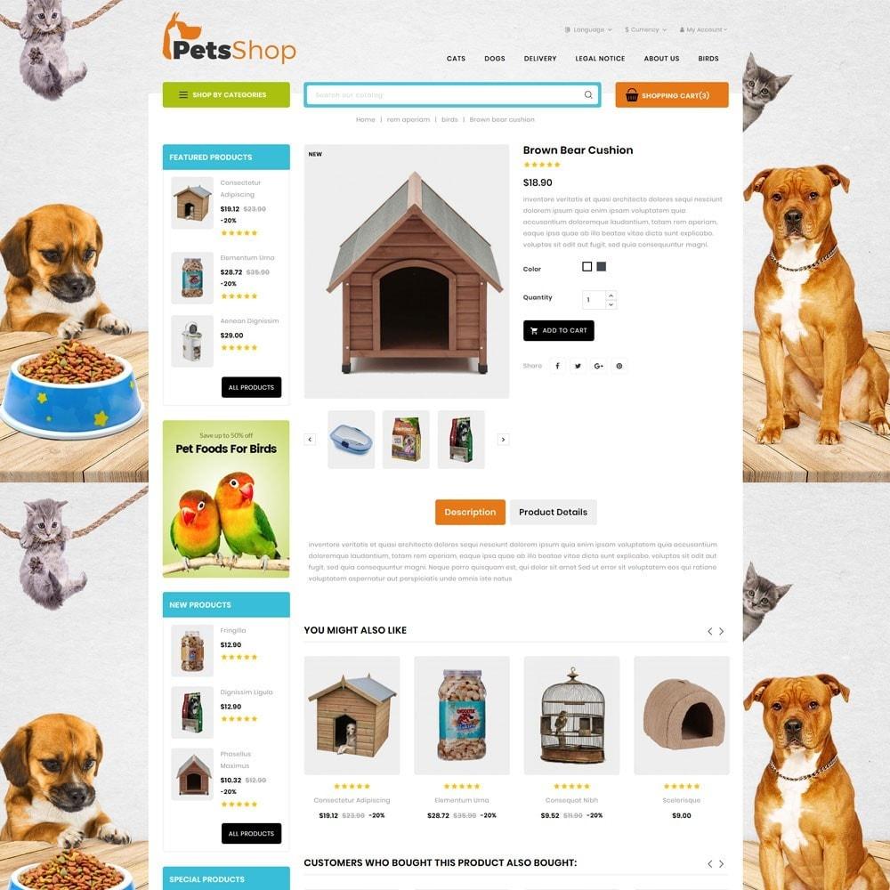 theme - Animals & Pets - Petsshop - The Animal Store - 6