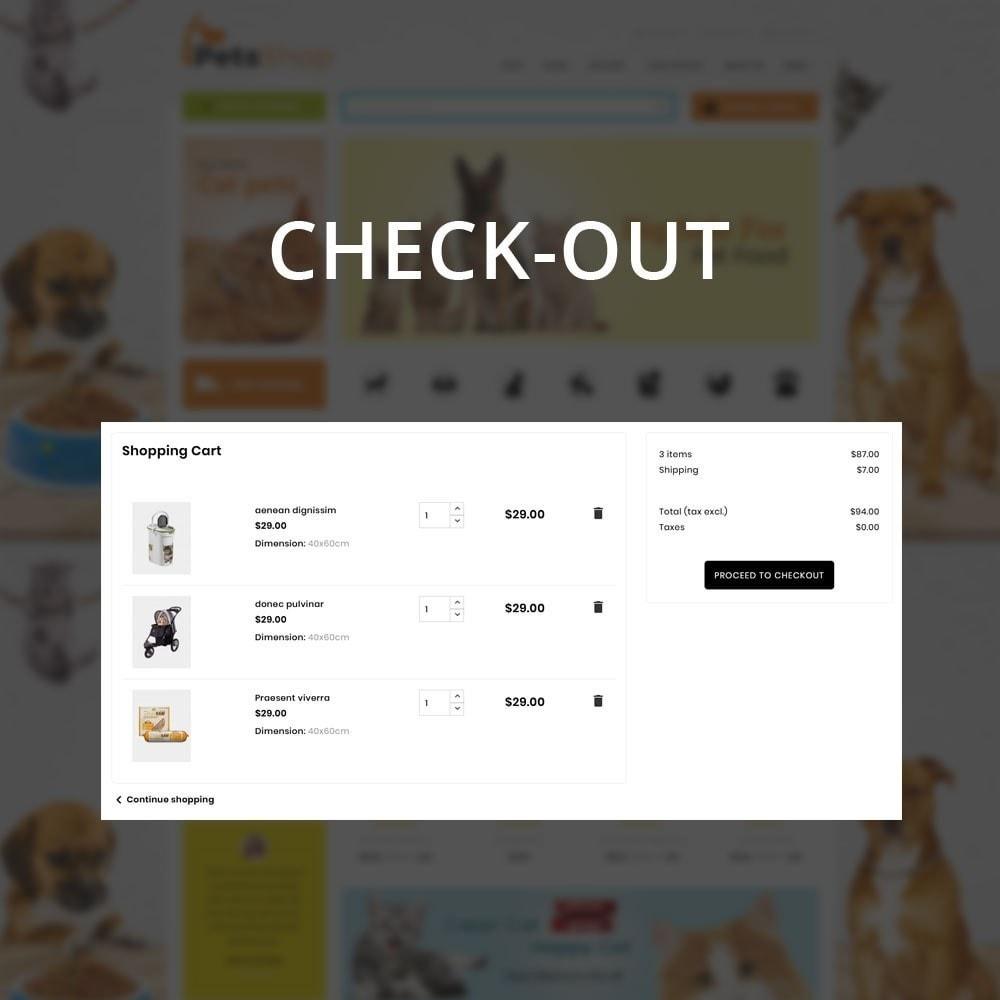 theme - Animals & Pets - Petsshop - The Animal Store - 13