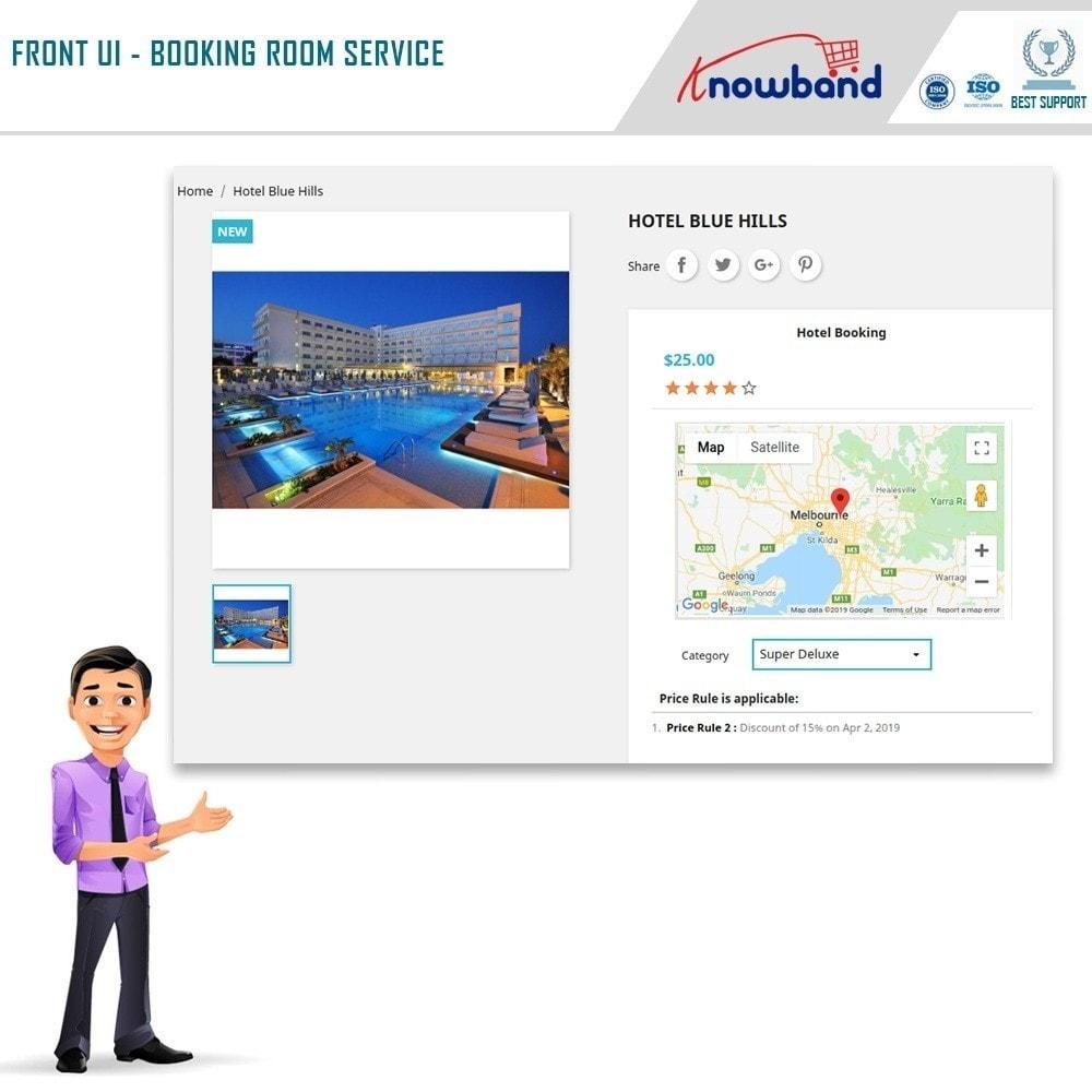 module - Reservierungen & Vermietung - Knowband - Booking and Rental System - 1
