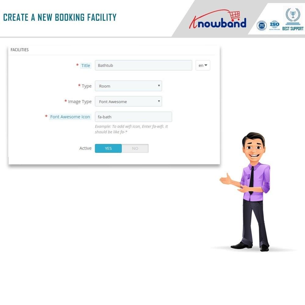 module - Reservierungen & Vermietung - Knowband - Booking and Rental System - 6