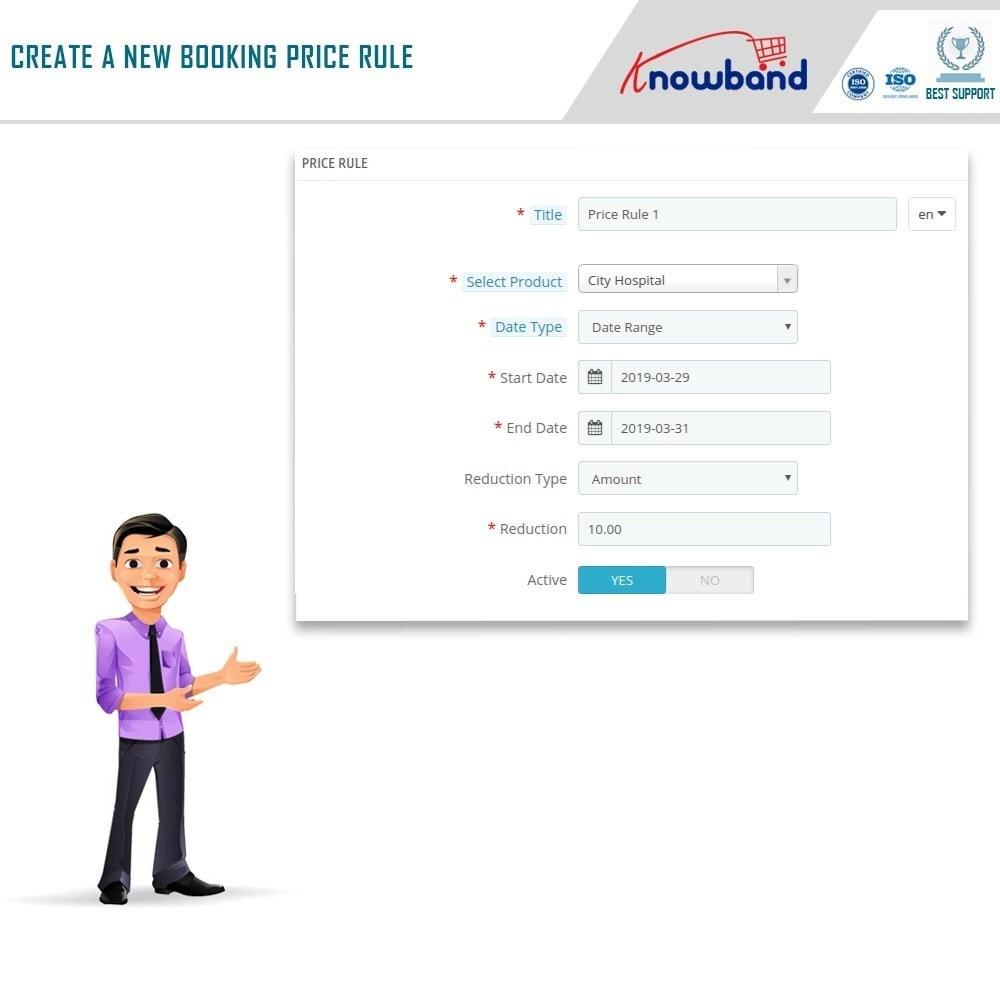 module - Reservierungen & Vermietung - Knowband - Booking and Rental System - 7
