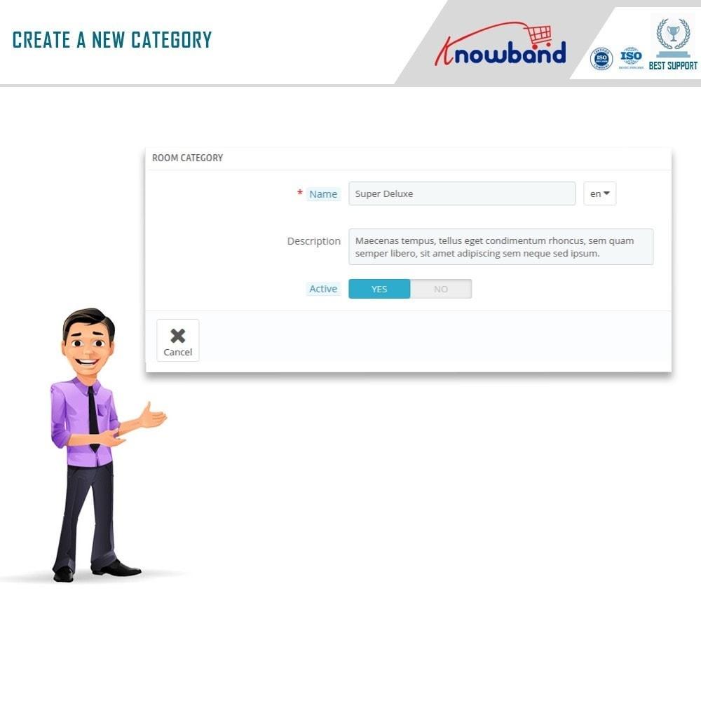 module - Reservierungen & Vermietung - Knowband - Booking and Rental System - 8