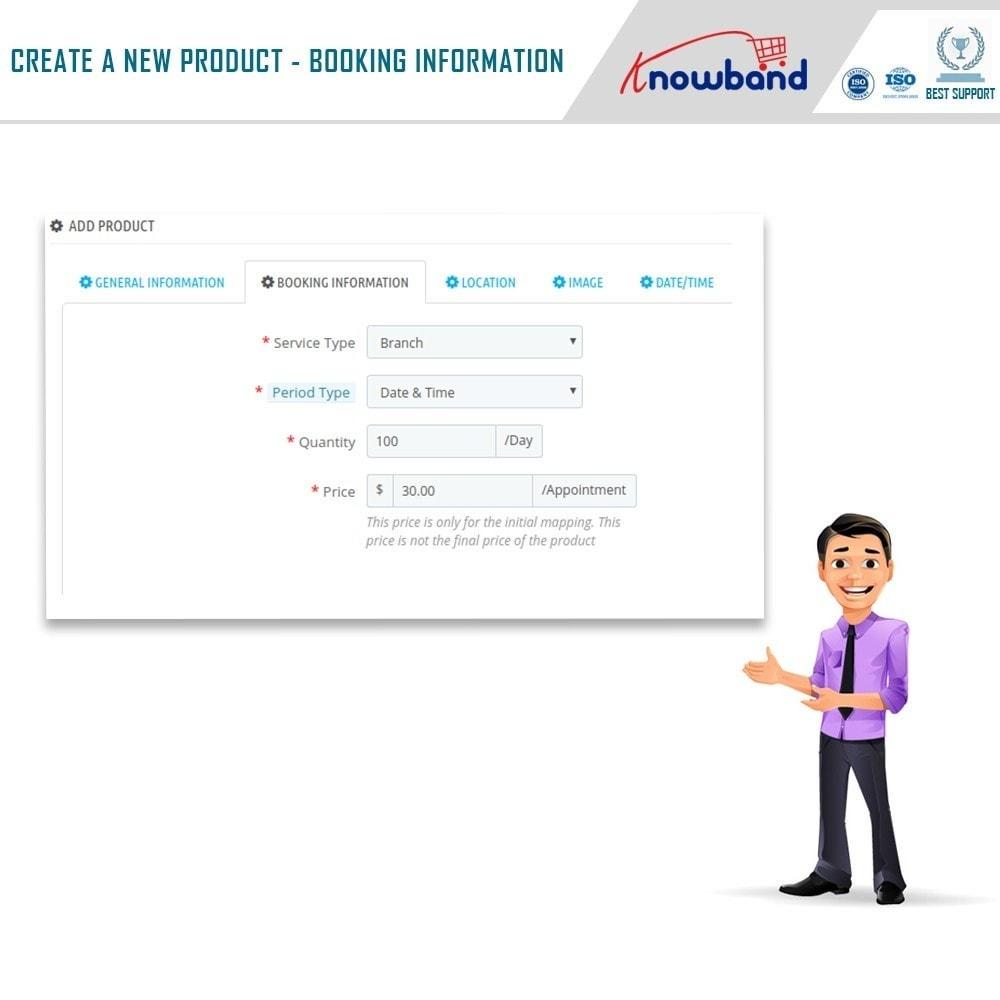 module - Reservierungen & Vermietung - Knowband - Booking and Rental System - 11