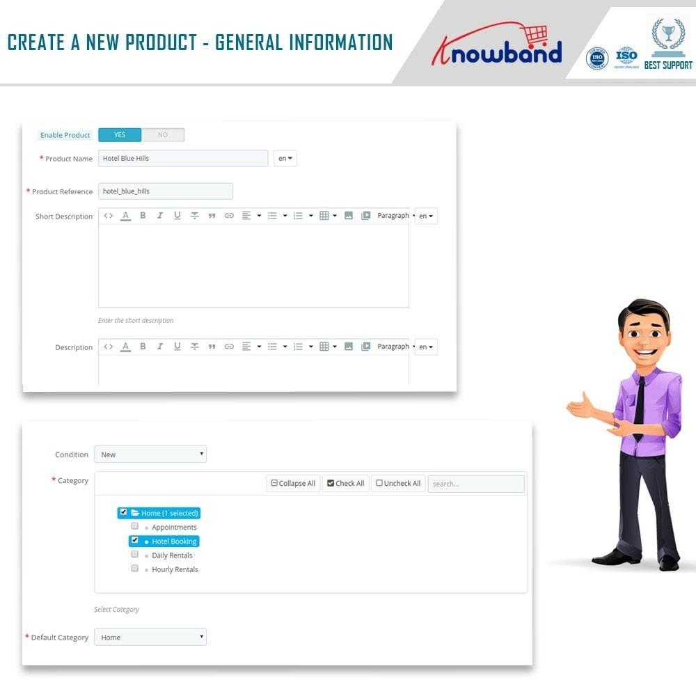 module - Reservierungen & Vermietung - Knowband - Booking and Rental System - 12