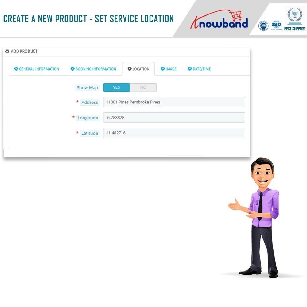 module - Reservierungen & Vermietung - Knowband - Booking and Rental System - 13