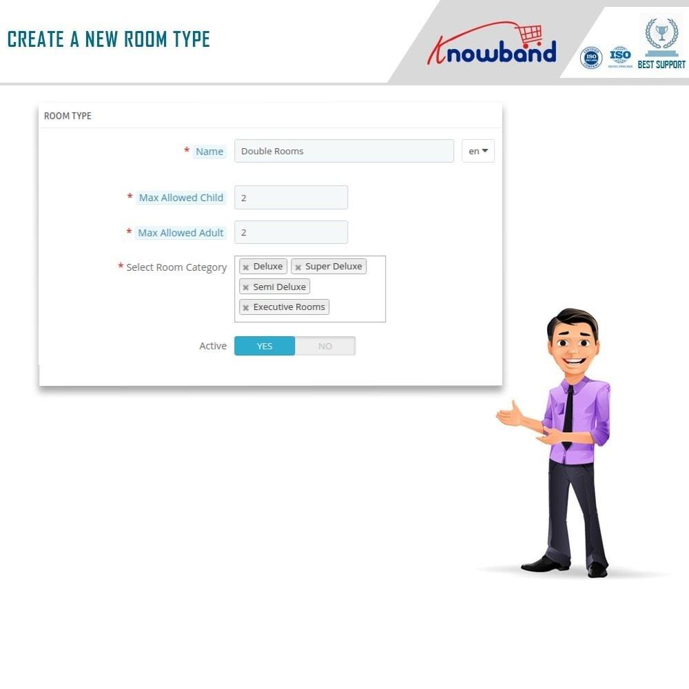 module - Reservierungen & Vermietung - Knowband - Booking and Rental System - 14