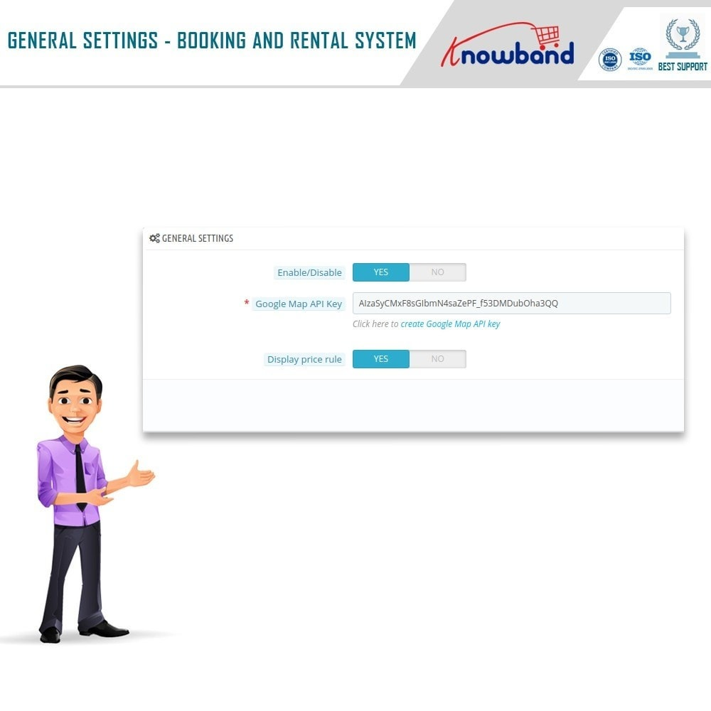 module - Reservierungen & Vermietung - Knowband - Booking and Rental System - 15