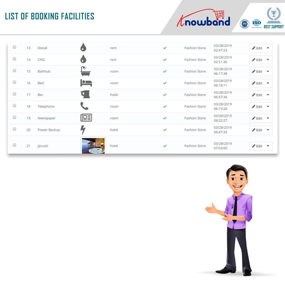 module - Reservierungen & Vermietung - Knowband - Booking and Rental System - 16