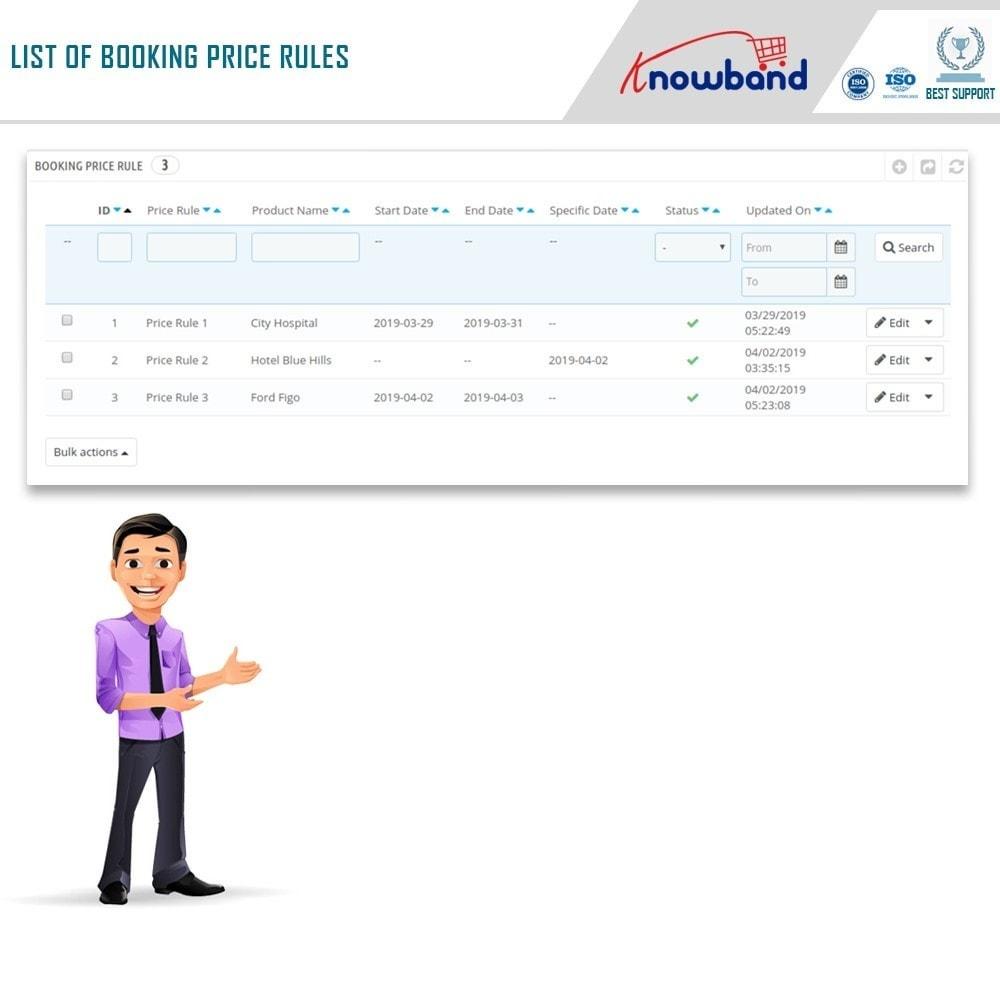 module - Reservierungen & Vermietung - Knowband - Booking and Rental System - 17