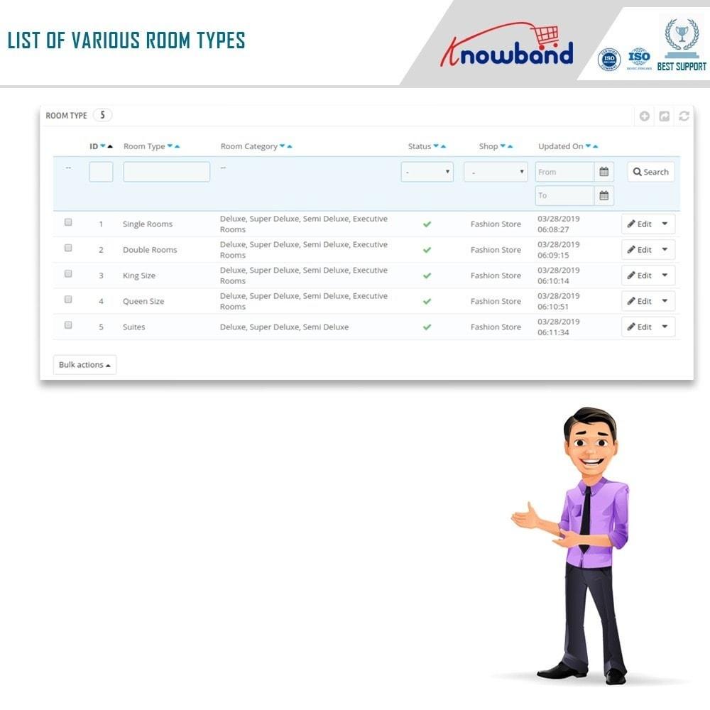 module - Reservierungen & Vermietung - Knowband - Booking and Rental System - 20