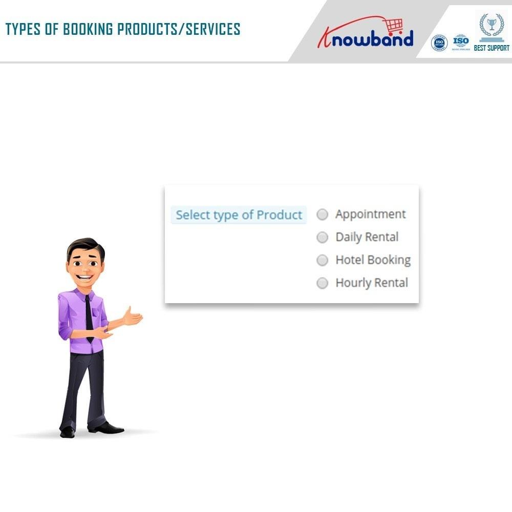 module - Reservierungen & Vermietung - Knowband - Booking and Rental System - 21