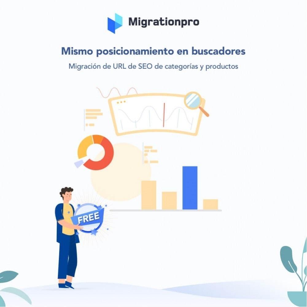 module - Migración y Copias de seguridad - Actualización de Prestashop y herramienta de migración - 3