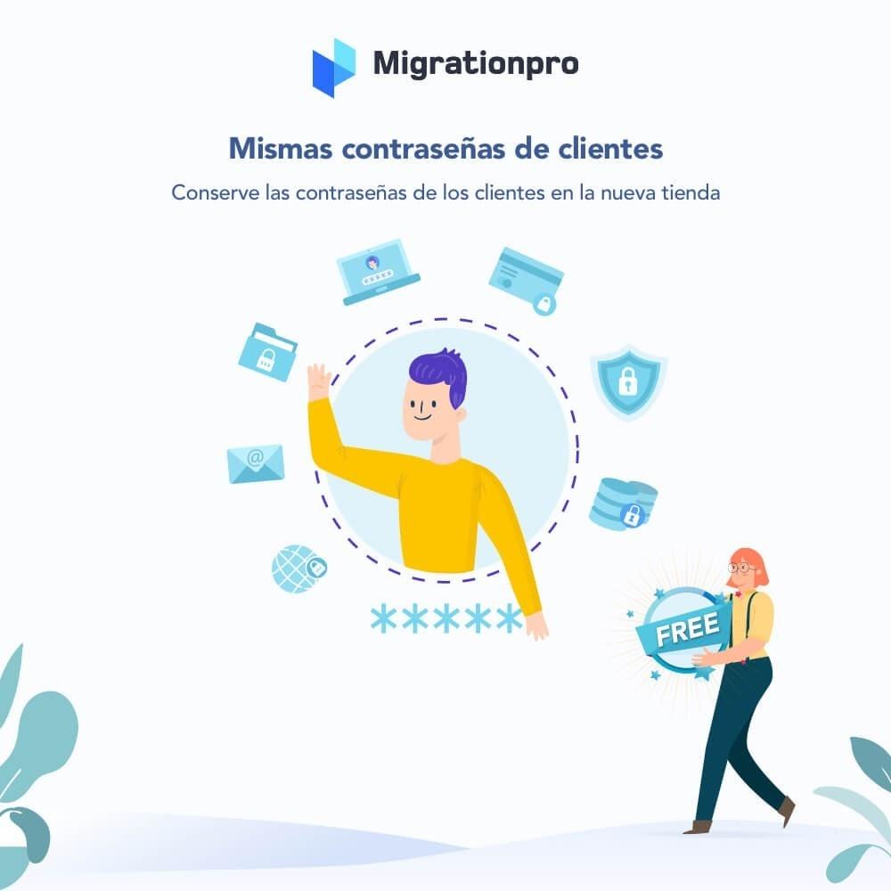 module - Migración y Copias de seguridad - Actualización de Prestashop y herramienta de migración - 4