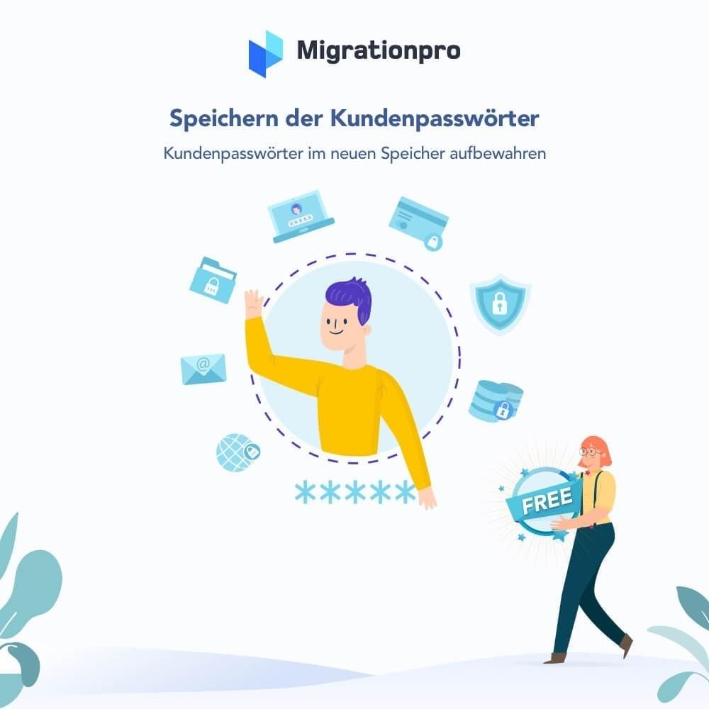 module - Datenmigration & Backup - MigrationPro: Prestashop Upgrade und Migrationstool - 4