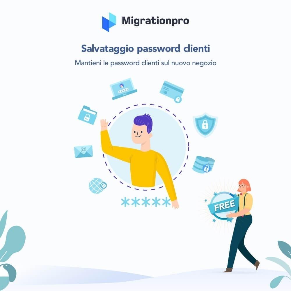 module - Data Migration & Backup - Tool di Aggiornamento e Migrazione di Prestashop - 4