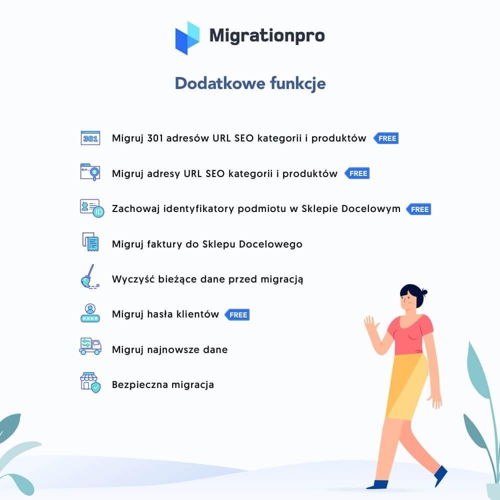 module - Migracja & Backup - Narzędzie Prestashop do Aktualizacji i Migracji - 5