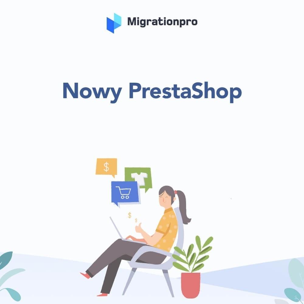 module - Migracja & Backup - Narzędzie Prestashop do Aktualizacji i Migracji - 10