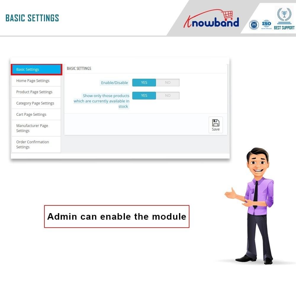 module - Cross-selling & Product Bundle - Knowband - Prodotti  correlati  automatici - 3