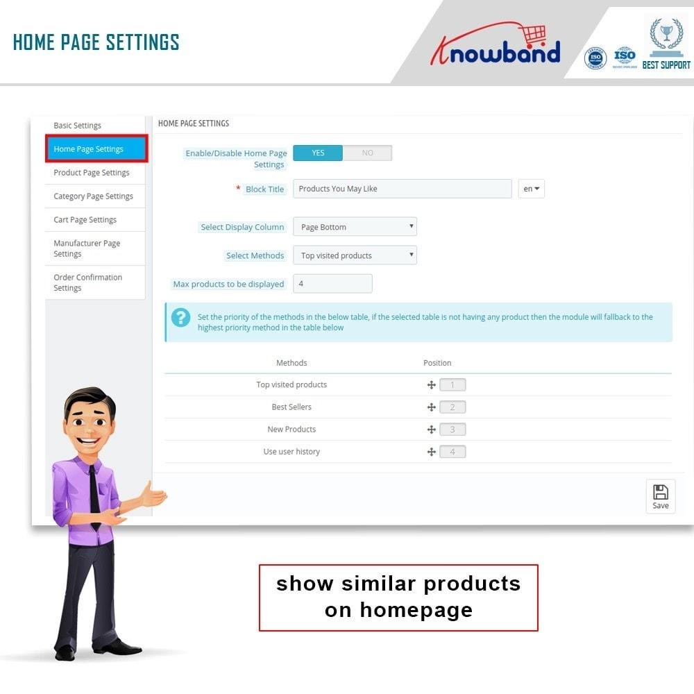 module - Cross-selling & Product Bundle - Knowband - Prodotti  correlati  automatici - 4