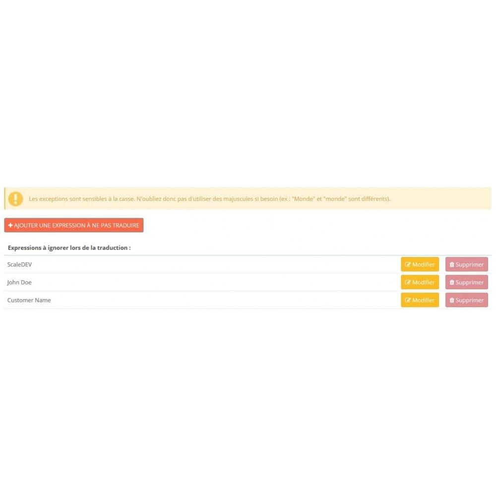 module - International & Localisation - Traduction Deepl, Google et Bing - 4