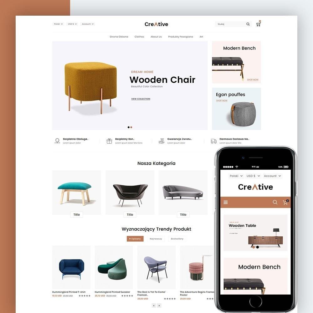 theme - Heim & Garten - Creative Wood Store - 1